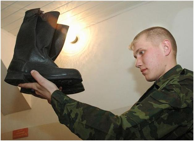 берут ли в армию с плоскостопием