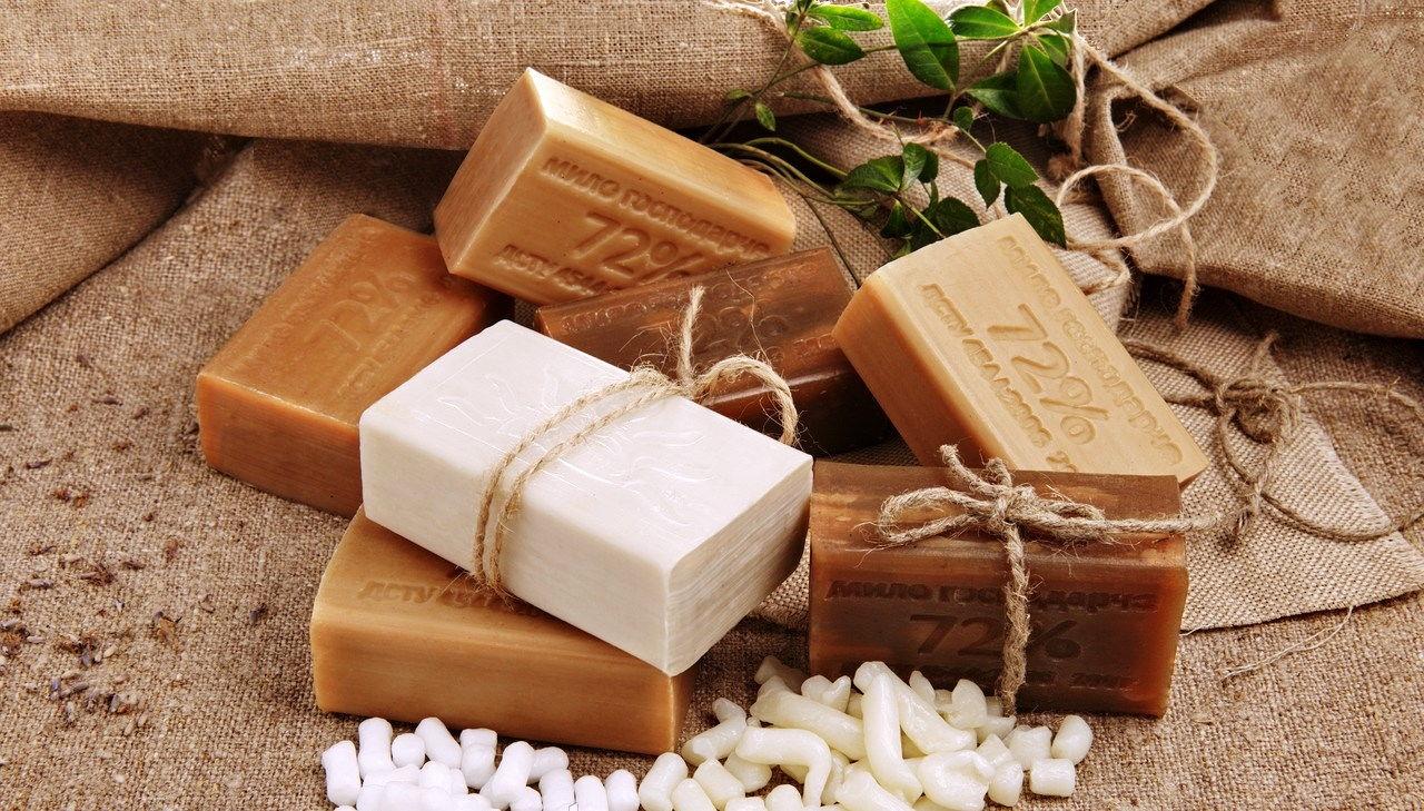 лечение шпоры хозяйственным мылом