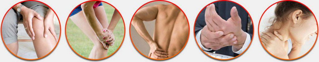 Лечение боли в суставе