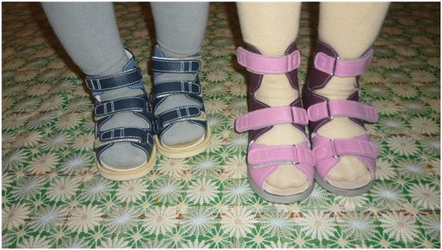 лучшая обувь для ребенка