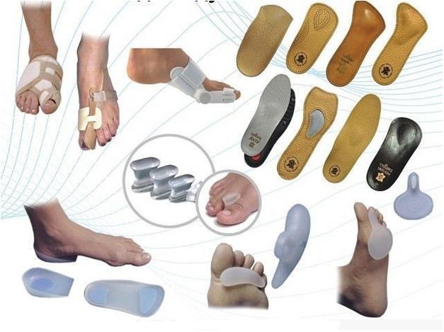 Ортопедические средства коррекции