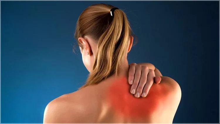 Воспаление при шейном периартрите