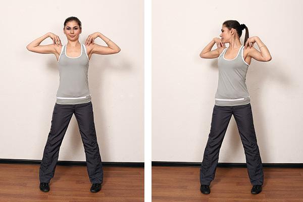 Лечебная зарядка при артрозе плечевого сустава