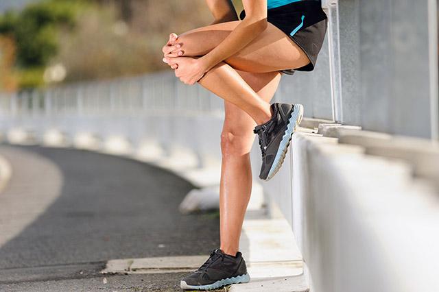 Разрыв медиальной связки коленного сустава