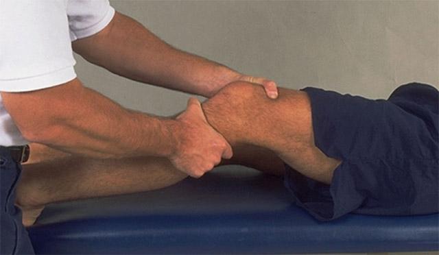 Симптомы повреждения наружной коллатеральной связки