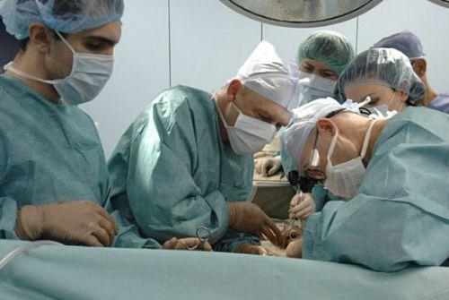 оперативное вмешательство при остеомиелите