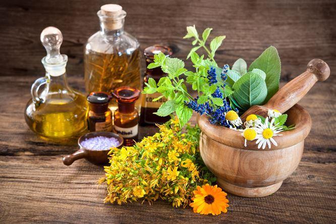 Настои и отвары лекарственных трав