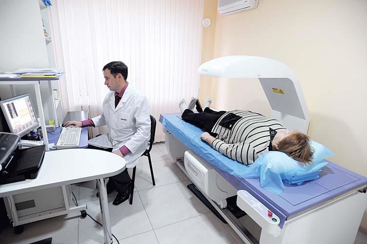 диагностика при эпифизарном остеопорозе