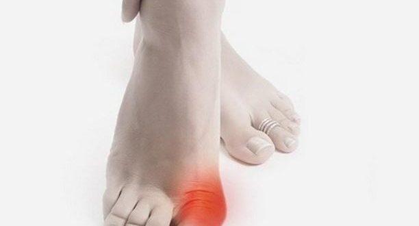 Воспаление большого пальца ноги