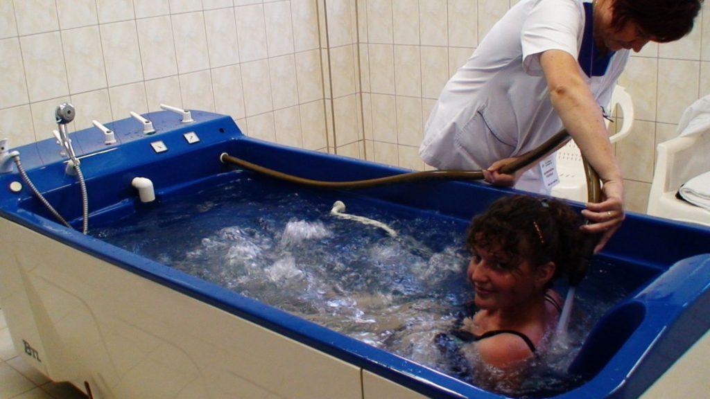Лечебная ванна при подагре