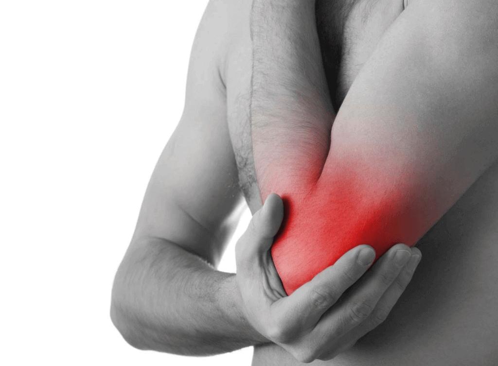 Отек локтевого сустава без боли