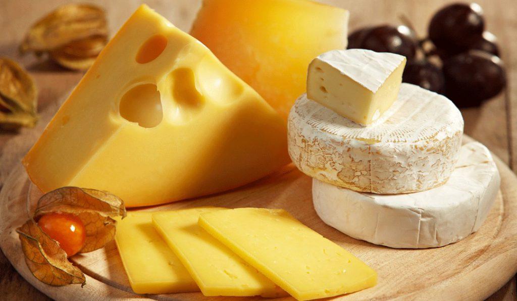 Сыр при подагре