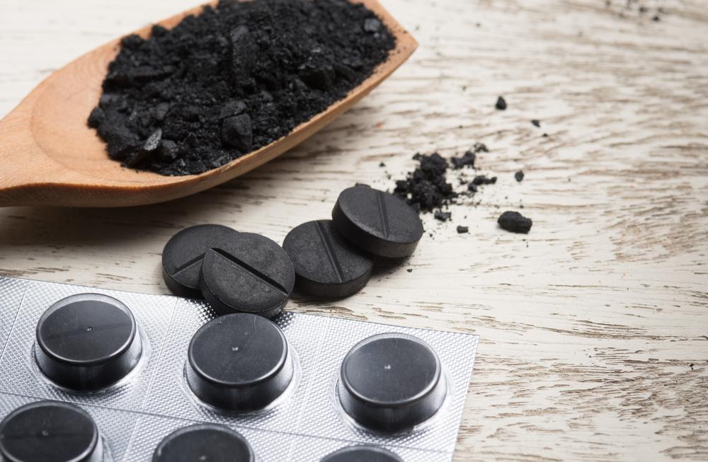 Уголь активированный при отравлении