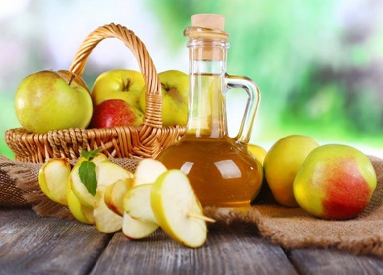 Использование яблочного уксуса при лечении подагры