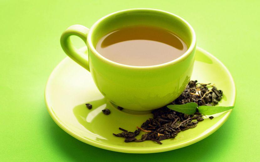Зеленый чай при подагре