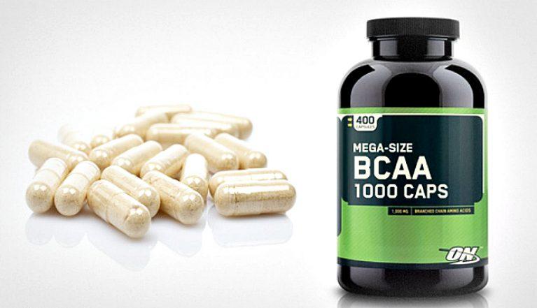 Аминокислоты BCAA