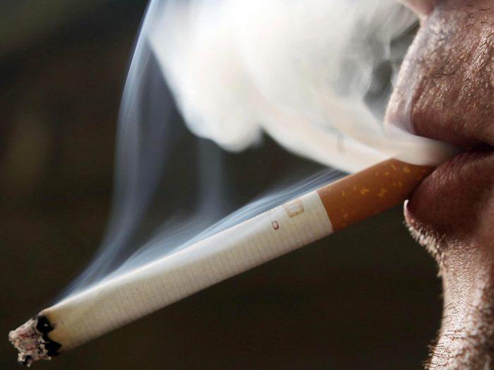 Курение при артрите