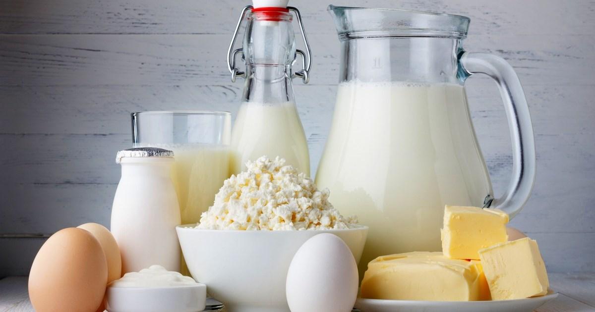 Молоко при подагре