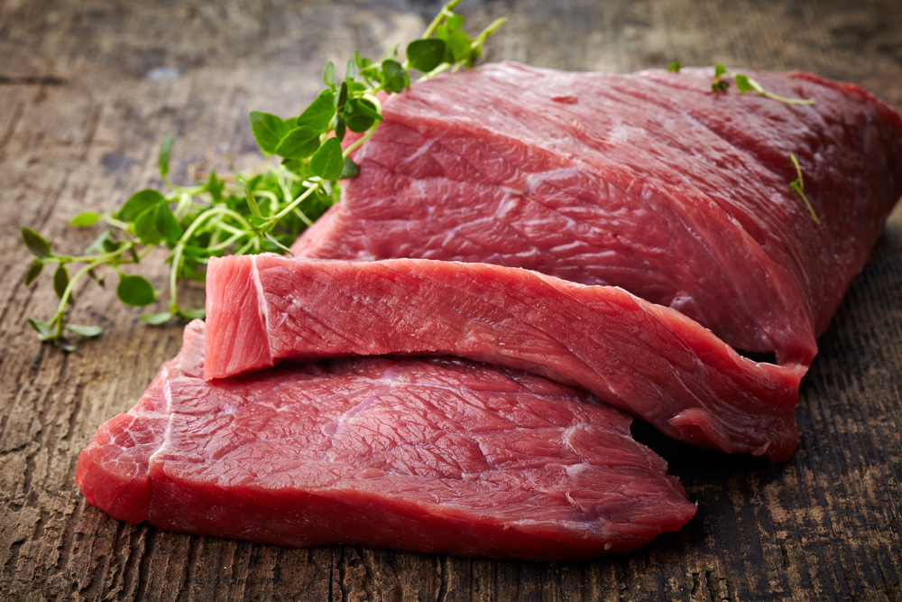 Мясо при подагре