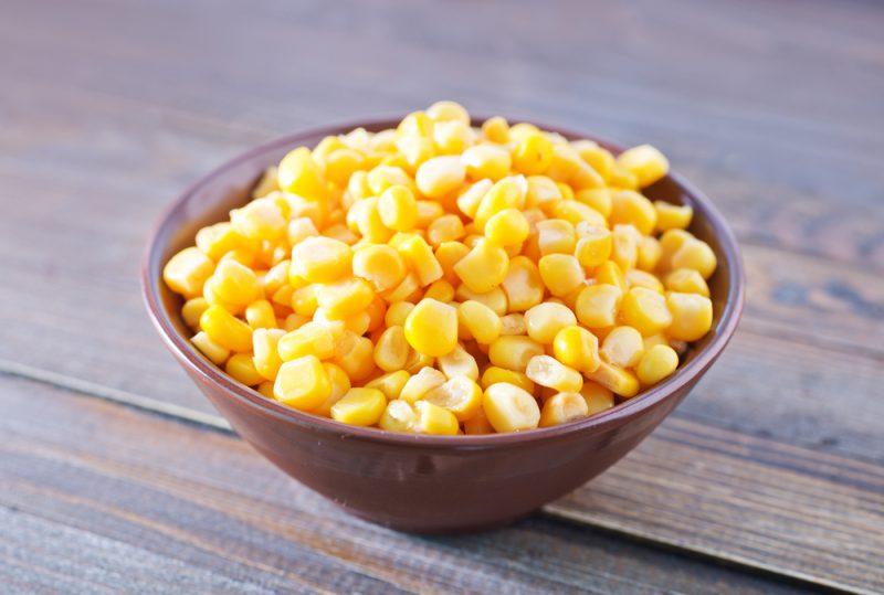 Рецепты с кукурузой