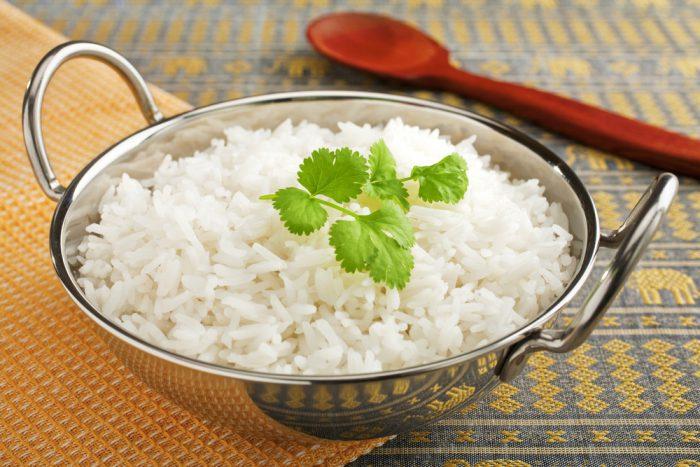 Рис при подагре