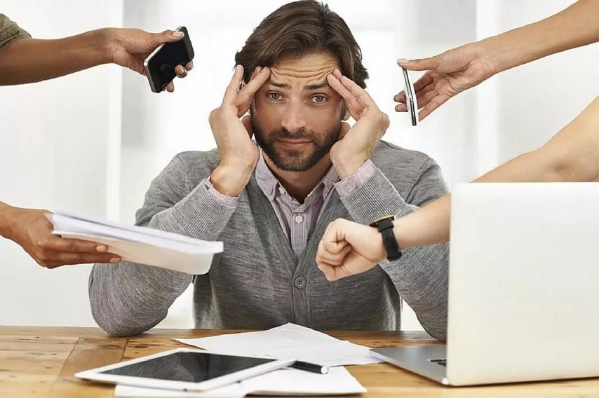 стресс как причина подагры