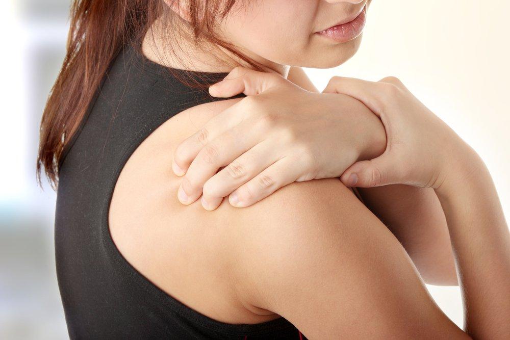 Грудной остеохондроз у женщин