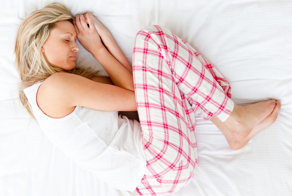 Как спать при протрузии