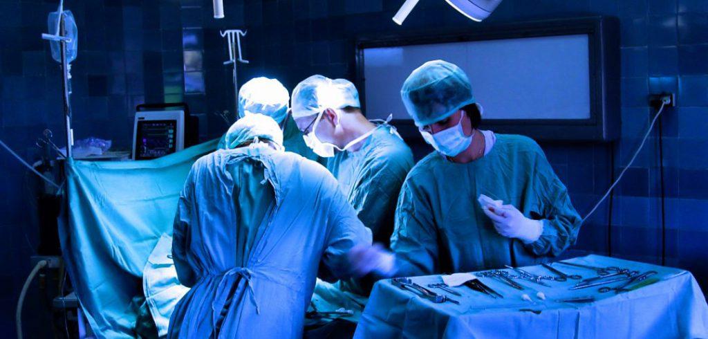Операция при протрузии